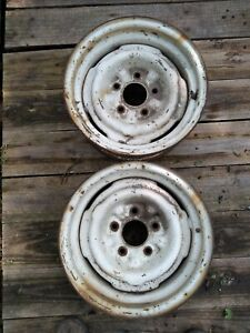 1969 Chevy Nova ? Chevelle ? El Camino ? YP code 14 inch drum brake wheel rims