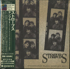 STRAWBS-STRAWBERRY MUSIC SAMPLER NO.1-JAPAN MINI LP CD Fi56