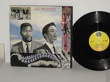 NV Let Me Do You x3 Shep Pettibone Mix Promo Sire 1984 vinyl single 12 inch