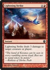 FOIL Colpo di Fulmine - Lightning Strike MTG MAGIC THS Theros Eng