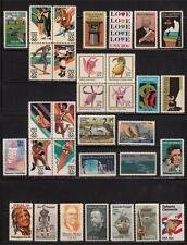 1984 US  COMMEMORATIVE YEAR SET 44 STAMPS MINT NH