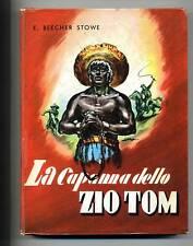 E.B.Stowe # LA CAPANNA DELLO ZIO TOM # S.E.I. 1964