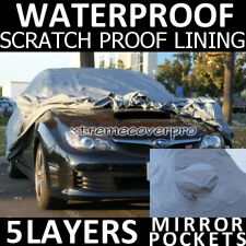 2010 Mitsubishi Lancer Sportback Waterproof Car Cover