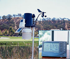 DAVIS WIRELESS VANTAGE Pro2 PLUS WEATHER STATION 6162 (Including UV & Solar)
