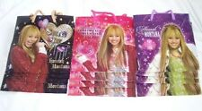 Lot of 12 pcs Hannah Montana Party Favor Goody Gift Bag Girl's Birthday Supply