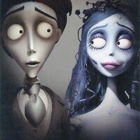Tim Burton's Corpse Bride PG movie, new DVD, Johnny Depp, Helena Bonham Carter