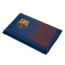 F.C. Barcelona Nylon Wallet Official Merchandise