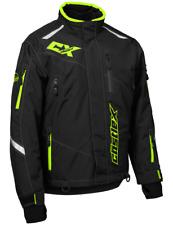 Castle X Thrust G2 Jacket Black/Hi-Vis Snowmobile Jacket
