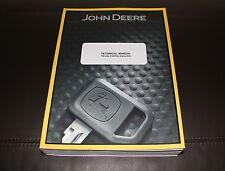 JOHN DEERE 300D 310D 315D BACKHOE LOADER SERVICE OPERATION & TEST MANUAL TM1496