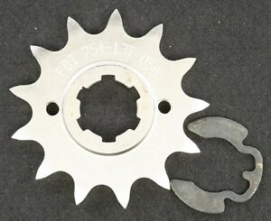 PBI - 754-13 -  Front Countershaft Sprocket, 13T - Made In USA