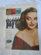 All About Eve (Two-Disc Special Edition) New Dvd
