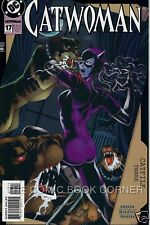 DC Comics 1993 Series CATWOMAN #17 Near Mint NM Jim Balent Batman Bag+Board