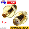 Gold Plated TS9 Male to SMA Female Jack RF Coaxial Connector Converter Adapter