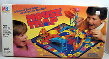 Vintage Mouse Trap Board Game by Milton Bradley - 1986 Edition