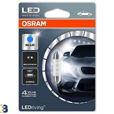 Osram LEDriving C5W 41mm 269 12V 0,5W SV8.5-8 Festoon Interior LED lighting Blue