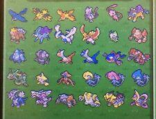 Pokemon Sun Moon Pack 6IV All 72 Legendary Custom Pokemon Guide