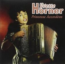 YVETTE HORNER - PRINCESSE ACCORDEON USED - VERY GOOD CD