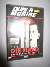 DVD DIFFICILE À DIE DIE HARD LE PIÈGE DE LA CRISTAL WILLIS FABBRI EDITORI