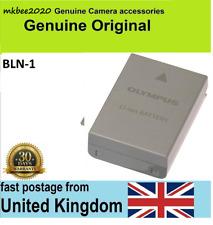 **Genuine** Olympus BLN-1 Li-ion Battery for E-M5/E-M5II OM-D M43 digital camera