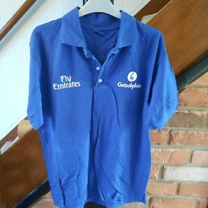 """Horse Racing - Godolphin - Size M - Brand New - Polo Shirt - 21"""" Pit to pit"""