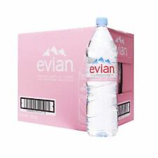 EVIAN NATURAL MINERAL STILL WATER 1.5 LITRE PACK OF 12