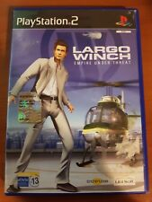 LARGO WINCH - PLAYSTATION 2 PS2 USATO