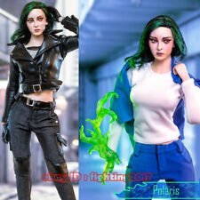 MX Toys 1/6 The Gifted Polaris Magneto Daughter X Man Action Figure INSTOCK