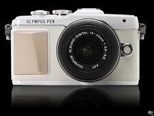 NUOVO Olympus E-PL7 fotocamera reflex digitale 14-42mm M. ZUIKO EZ Pancake Lens Kit