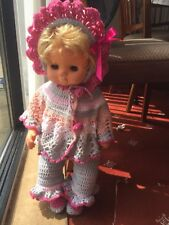 "Grand 1960 s Baby/Toddler doll ~ 22"" vintage vinyl Landau Poupée ~ mannequin"