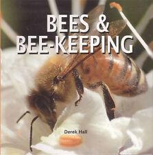 BEES & BEEKEEPING Derek Hall **NEW COPY**