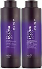 Joico Color Balance Purple Hair Shampoo and Conditioner Duo 33.8 oz Each