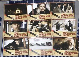 Hateful Eight SDCC Print 70mm Promo Samuel Jackson Kurt Russell Tarantino