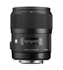 Sigma Objektiv für Pentax Digital-Spiegelreflex Kamera