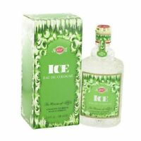 4711 ICE 3.4 oz. EDC Eau de Cologne Splash Unisex Cologne 100 ml NEW NIB