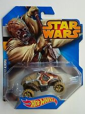 Star Wars - Hot Wheels - Voiture Tusken Raider - Mattel - Neuf