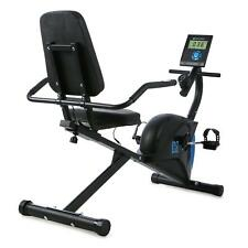 Cs Cyclette Ergometro Cardio Palestra Workout Training Camera Sport Casa Nero