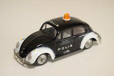 MM TEKNO DENMARK 819 VW VOLKSWAGEN BEETLE KAFER POLIS POLICE NEAR MINT CONDITION