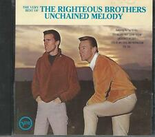 THE RIGHTEOUS BROTHERS - The Very Best of - Unchained Melody - CD  VG+ BMG Issue