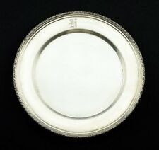 """Lunt / Treasure Sterling Silver Bread & Butter Plate 6"""" Pattern 714"""