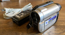 Sony HandyCam Dcr-Dvd650 Camcorder Carl Zeiss 60x Optical Zoom w/ Charger