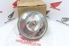 Honda CB 400 N Scheinwerfereinsatz Hauptscheinwerfer Reflektor Original Neu NOS