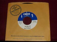 "BILLY STEWART ""I Do Love You"" Chess CH-106"