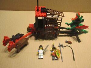 LEGO Château Moyen Age N° 6056 Dragon Wagon