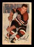 1953 Parkhurst #73 Larry Zeidel  EX X1499267