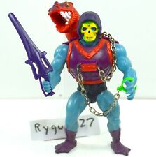 MOTU, Dragon Blaster Skeletor, Masters of the Universe, figure, complete, Lock