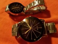 Romantic His And Hers Quartz Analog Wrist Watches Gifts Set FREE SHIPPING