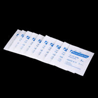 100pcs cotton first aid waterproof wound dressing sterile medical gauze pad   FR