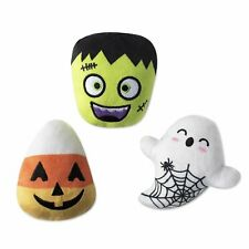 Fringe Studio Plush Squeaker Dog Toy - Halloween Halloween Haunts