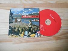 CD Pop Toy Fight - Peplum (16 Song) Promo CITY SLANG