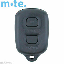 Toyota RAV4/Corolla 1998-1999 2 Button Remote Key Replacement Shell/Case/Fob